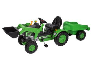 BIG Jim-Loader + Trailer Traktor für Kinder