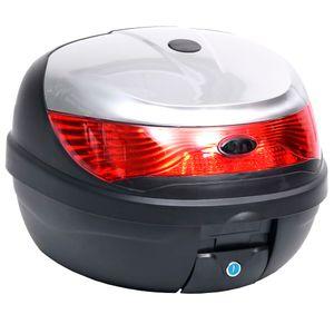 Top-Cases CLORIS Motorradkoffer, Rollerkoffer für Motorräder, 35 L für 1 Helm