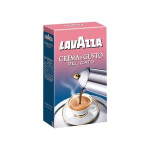 LAVAZZA CREMAeGUSTO DELICATO Kaffee gemahlen 250g