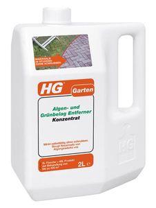 HG Algen - und Grünbelag Entferner Konzentrat 2 Liter