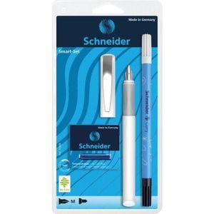 Schneider Smart Füllfederhalter Hat Mit 6 Patronen Und Tintenkiller ?