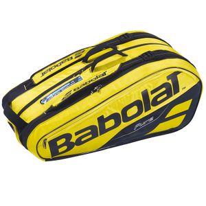 Babolat RH X 9 Pure Aero Tennistasche Schlägertasche Gelb Schwarz