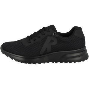 Rieker Damen Sneaker Schwarz , Schuhgröße:EUR 39