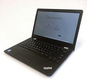 "Lenovo ThinkPad 13 Chromebook  13,3"" Notebook FHD Refurbished#K-26"