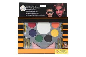 Halloween Family Make-Up Set - Schminke für Halloween