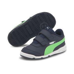 Puma Stepfleex 2 SL VE Inf Kinder Baby Schuhe Sneaker , Größe:EUR 24 / UK 7 / 15 cm
