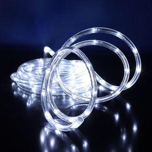 HI 75037 LED Lichterschlauch 6m kaltweiss 120LEDs für aussen