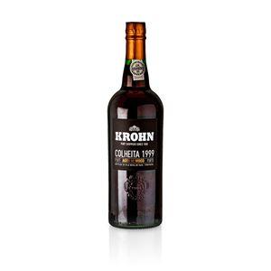 Krohn Colheita Vintage 1999 Portwein, Paket mit:1 Flasche