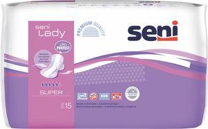 Seni - Seni Lady Super Inkontinenz Einlagen - 240 Stück
