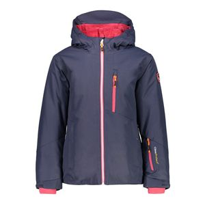 CMP Jacket Fix Hood  Mädchen Jacke Skijacke Gr. 128 Blau Neu