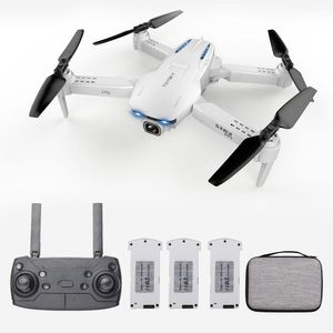 GoolRC S162 RC Drohne mit Kamera GPS Einstellbarer Weitwinkel 4K WIFI Geste Foto Video MV FPV RC Quadcopter Follow Me Drohne fš¹r Erwachsene 3 Batterie