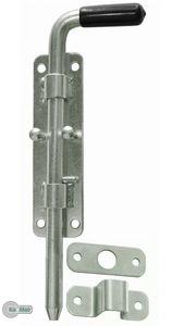 Türriegel Torriegel Bolzenriegel Riegelverschluss 220 / 12 mm