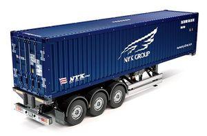 Tamiya Truck - LKW 1:14 RC 40ft.Container Auflieger NYK
