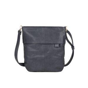 ZWEI Umhänge Tasche MADEMOISELLE M12 , Farbe:mauve