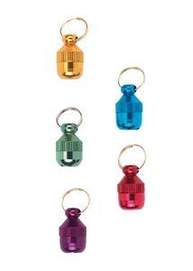 Kerbl Containeradressen, verschiedene Farben, 20 mm [83202]