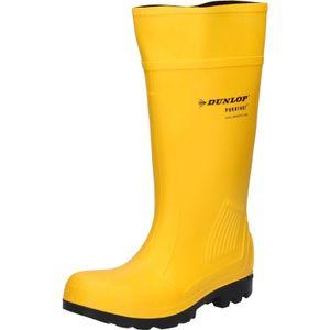 Dunlop Stiefel Purofort S5 gelb Gr. 48/49