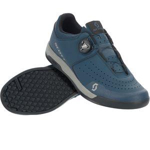 Scott Fahrradschuhe Sport Volt matt blue/black 38