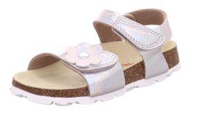 Superfit Sandale Tecno Größe 29, Farbe: SILBER