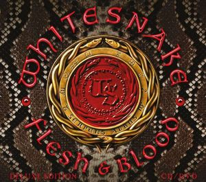 Whitesnake - Flesh & Blood (Special-Edition) -   - (CD / Titel: A-G)