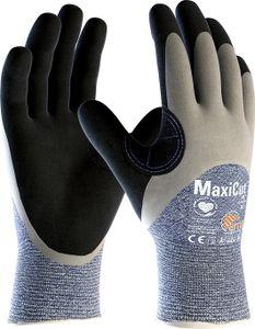ATG Schnittschutz-Handschuhe 34-505 Schnittschutzhandschuhe MaxiCut Oil 2496 Mehrfarbig grau/schwarz 11