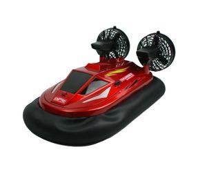 efaso Hovercraft RC Luftkissenboot ferngesteuertes Boot 1:10 2,4 Ghz RTR rot RC Modelle