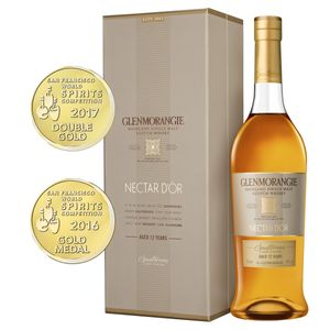 Glenmorangie Nectar d'Or Highland Single Malt Scotch Whisky   46 % vol   0,7 l