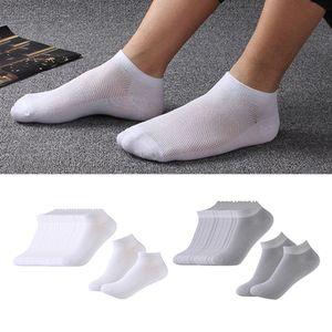 30 Stück Set Unisex 100% Baumwolle Mesh Knöchelboot Crew Socken Täglich No Show Socken