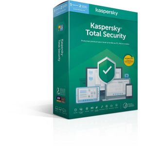 KASPERSKY Total Security 2020, 5 Positionen, 2 Jahre