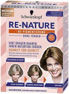 Schwarzkopf Re-Nature Medium für Frauen Repigmentierung