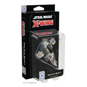 FFGD4163 - Jango Fetts Sklave I: Star Wars X-Wing 2.Ed., ab 14 Jahren (Erweiterung, DE-Ausgabe)