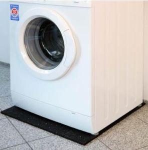Anti - Vibrationsmatte Größe: 60 x 60 cm für Waschmaschinen 2 cm