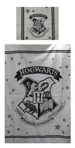 Harry Potter Hogwarts Jugend Kinder Bettwäsche Set 135| 140 x 200 cm Duvet NEU