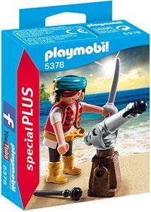 PLAYMOBIL 5378 - Pirat mit Kanone