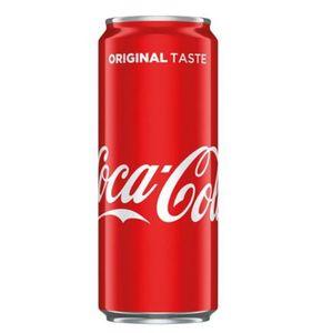 Coca Cola Classic 24 x 330 ml Dose