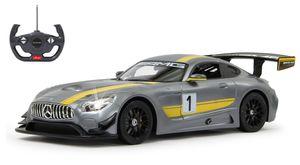 Mercedes-Benz AMG GT3 Performance 1:14 grau 27MHz