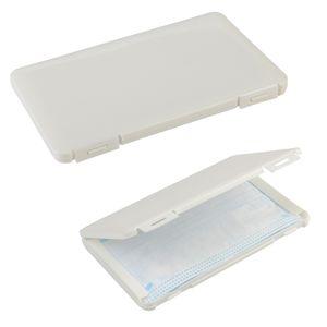 Maskenbox für 6 Stück Aufbewahrungsbehälter Transportbox Maske Mund Nase Schutz