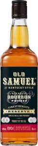 Bourbon Whiskey - Old Samuel Blended Bourbon Reserve 40% - 70cl