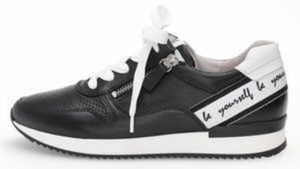 Gabor Shoes     schwarz, Größe:8, Farbe:schwarz/weiss 20