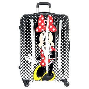 American Tourister Spinner Alfatwist 75cm Disney Legends mit 4 Rollen ABS 75 x 52,5 x 31 cm (H/B/T) Unisex Trolleys 88 Liter
