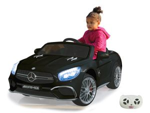 Jamara Ride-On Mercedes SL65 schwarz 12V; 460295