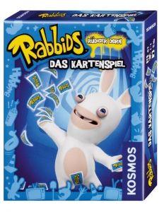 KOSMOS Rabbids  - Das Kartenspiel  Wissensspiel Kinderspiel NEU 740290