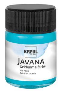 Javana Seidenmalfarbe lapisblau