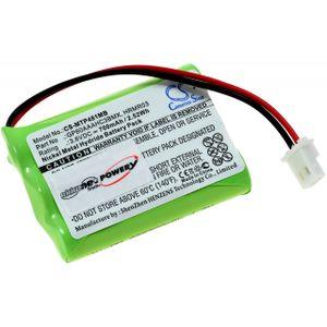 Akku für Babyphone Motorola MBP481 / MBP482 / MBP483
