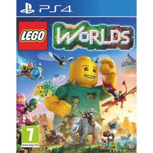 Warner Bros LEGO Worlds, PS4, PlayStation 4, Multiplayer-Modus, E10+ (Jeder über 10 Jahre)