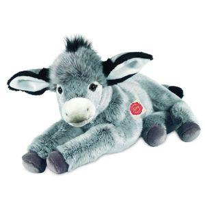 Teddy Hermann 90249 Esel liegend ca. 50cm Plüsch Kuscheltier
