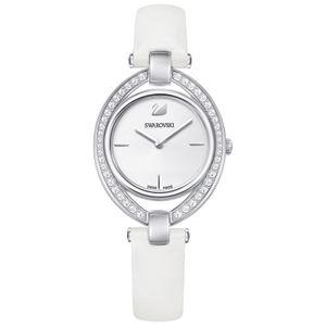 Swarovski Damenarmbanduhr 5376812 Stella Uhr, weiss, silberfarben