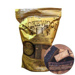 Smokewood Isle of Arran Mini Blocks - Räucherholz aus alten Bourbonfässer
