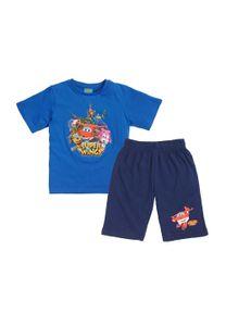 Super Wings Schlafanzug Shorty Kinder Pyjama Kurzarm 2 tlg. für Jungen, Größe:98-104