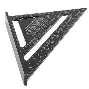 17,8cm Metrische Anschlagwinkeldreieck Dreieckslineal Geodreieck Dreieck Winkelmesser