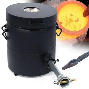 6 kg   schmelzofen Schmelzmaschine  Gold Öfen Silber Aluminium  Kupfer Schmelzen   ofen Schmelztiegel
